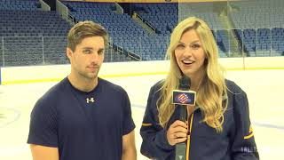 Sabres Training Camp | Seth Griffith