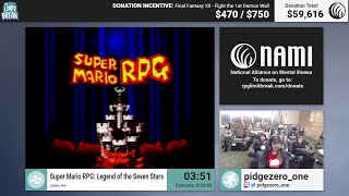 Super Mario RPG: Legend of the Seven Stars by pidgezero_one (RPG Limit Break 2017 Part 36)