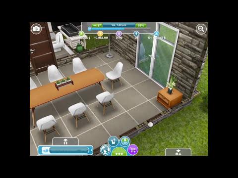 Sims Gratuito || Casa Escandinava {Recorrido y reseña}