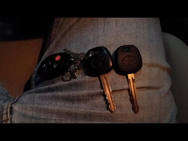 Toyota Camry Key Programming (Complete video) - YouTube