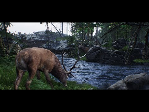 ☑️ Tropical Forest (Speed Level Design / Unreal Engine 4)