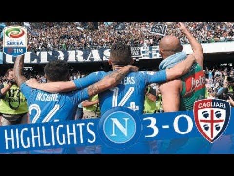 Napoli - Cagliari - 3-0 - Highlights - Giornata 7 - Serie A TIM 2017/18