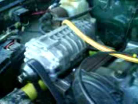 Toyota Hilux 2 2d Eaton Supercharger Youtube