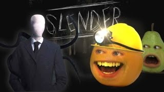 Anonymous - Annoying Orange - vs Slender