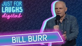 Bill Burr - Motel Rooms And First Ladies