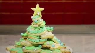 Food Network Trailer Christmas Cookie Challenge Tara Bench