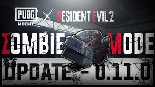 🔴 NEW ZOMBIE MODE UPDATE 0.11.0 - NIGHT MODE IN VIKENDI || PUBG MOBILE #gg #chicken 🔴