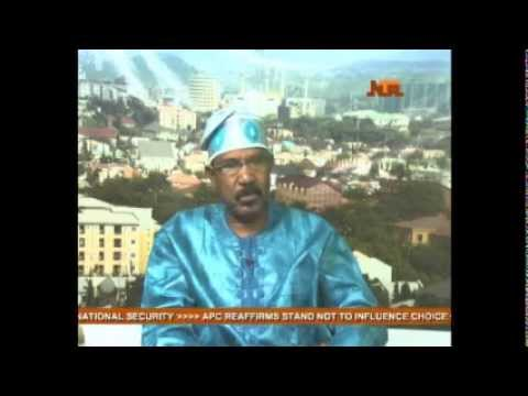 NTA Good Morning Nigeria With Clairr and Kingsley At 7am Wednesday 6/3/2015
