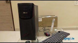 Asus G11CB gaming Desktop review in 6 minutes