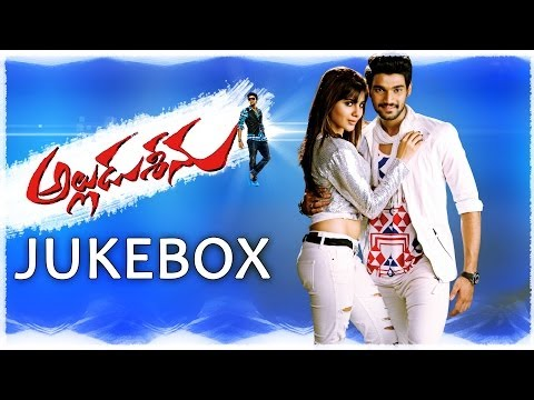 Alludu Seenu (అల్లుడుశీను) Telugu Movie || Full Songs Jukebox || Bellamkonda Sai Srinivas, Samantha video
