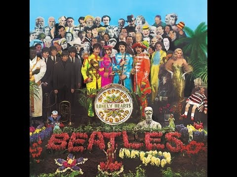 The Beatles - Sgt. Pepper's Lonely Hearts Club Band - Full Album - 2009 Stereo Remaster
