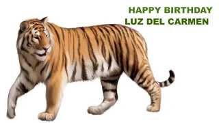 Luz del Carmen   Animals & Animales - Happy Birthday