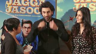 When 'Jagga Jasoos' stars Ranbir and Katrina Spilled the Beans on Each Other - The Quint