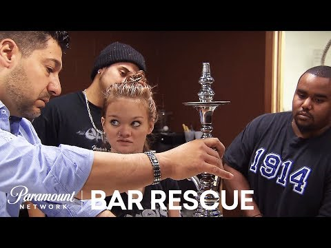 Bar Rescue: Hookah Training With The Master video
