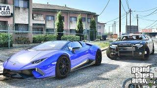 GTA 5 REAL LIFE CJ MOD #75 - DRIVE BY!!!(GTA 5 REAL LIFE MODS/ THUG LIFE)