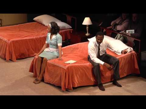 Triad Stage - Sneak Peak: The Mountaintop featuring Lakisha May and Cedric Mays. Video produced by Image Creations Digital Media.