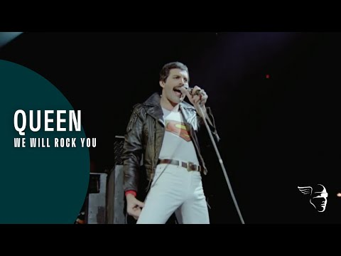 Queen - We Will Rock You (Fast) (Live @ Montreal, 1981)