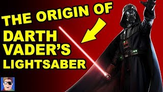 Star Wars: Why Are Sith Lightsabers Red