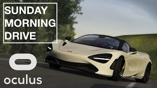McLaren 720S on the best driving road ever! Transfagarasan Romania | Assetto Corsa VR Gameplay