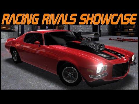 Racing Rivals Showcase | Chevrolet Camaro 2nd Gen!