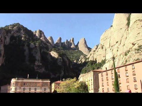 Экскурсия в монастырь Монсеррат.