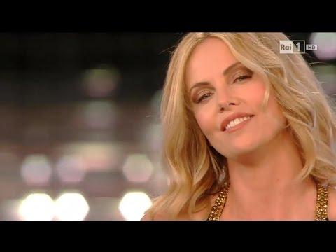 TUTORIAL TRUCCO Charlize Theron SANREMO 2015
