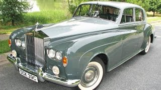 Luxurious 1965 Rolls-Royce Silver Cloud III