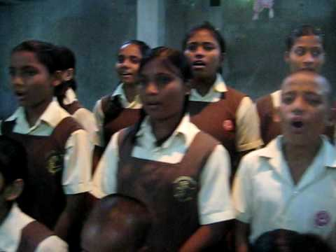 Living Waters By Lord Jesus Ministry's Youth Choir Kolkata, India video