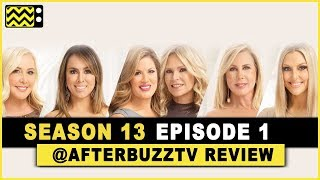 Real Housewives of Orange County Season 13 Episode 1 Review & Reaction