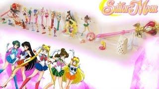 La mia Collezione di Sailor Moon! ? | ErikaKawaii