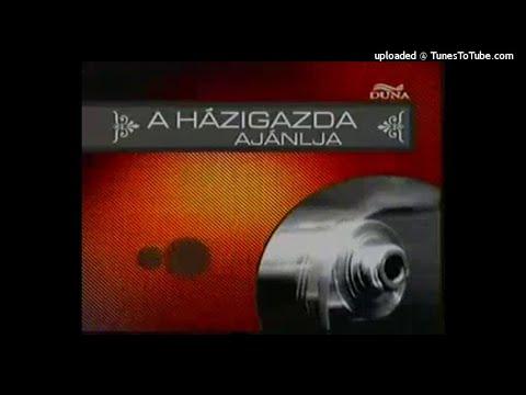 Duna TV - A házigazda ajánlja studió zene - (2006-2007)