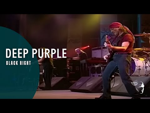 Deep Purple - Black Night (Live @ Montreux, 1996)