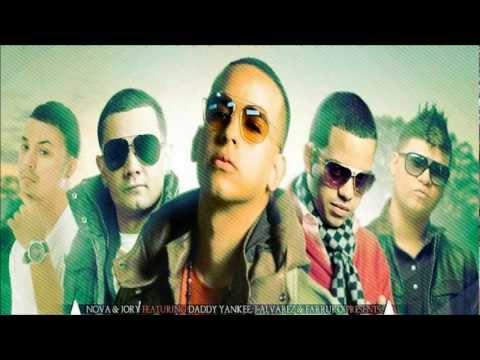 Aprovecha Remix - Daddy Yankee Ft Nova y Jory, Farruko, J Alvarez (Original) Audio Letra