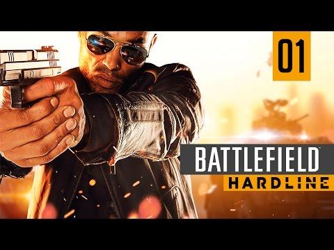 Battlefield Hardline - Прохождение pt1