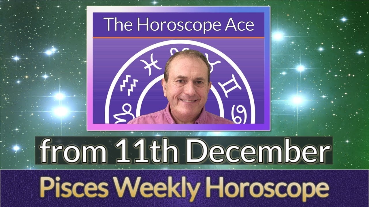 Weekly Horoscopes from 11th December - 17th December 2017