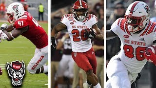 NC State Football: 3 To Watch
