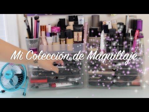Mi Colección de Maquillaje (Actualizada 2015)