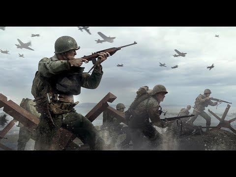 Call of Duty  WWII - Misión uno (Normandia DIA D) Audio Latino