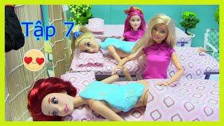 Búp Bê Barbie & Ken Làm Nhân Viên Mát Xa Spa(Tập 7) Bà Chủ Xuất Hiện Elsa Xin Nghỉ Việc |Chị Bí Đỏ|