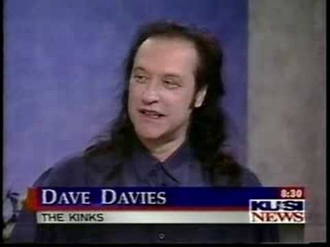 Dave Davies' Belly Up Interview p1