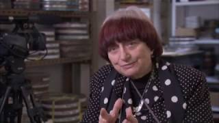 Agnès Varda on making documentaries