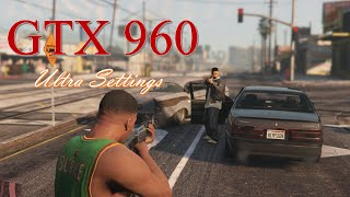 Grand Theft Auto V (GTA 5) - GTX 960 & i5-4590 (Ultra Settings)