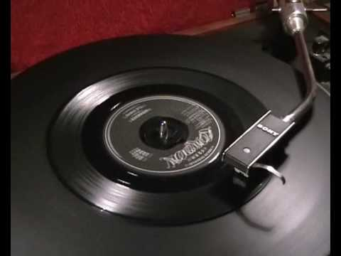 The Champs - 'Midnighter' - 1958 45rpm