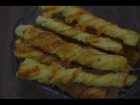 Сырные палочки (Домашний кулинар)