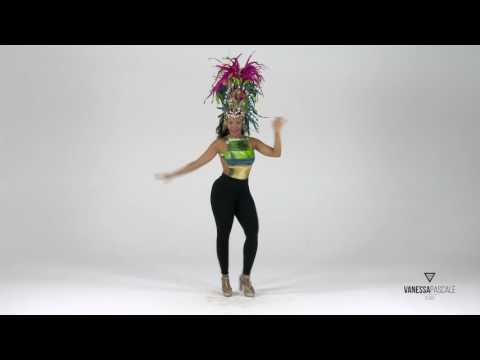 Samba no Pé com Rafaela - Vanessa Pascale Class