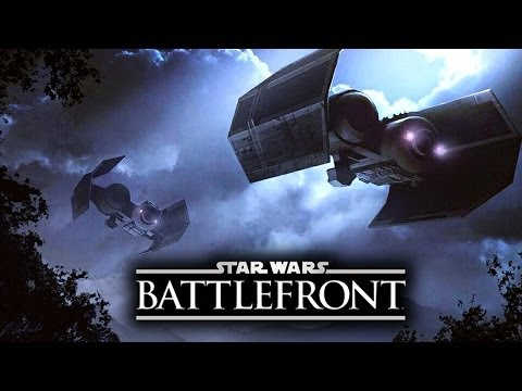 Star Wars Battlefront 3 2014-2015 Multiplayer Game Modes: Starfighter, Pod Racing! PS4, Xbox One, PC