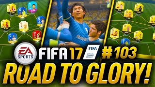 DIVISION 1…HERE WE GO!! ⚽️ FIFA 17 Road To Glory EP 103