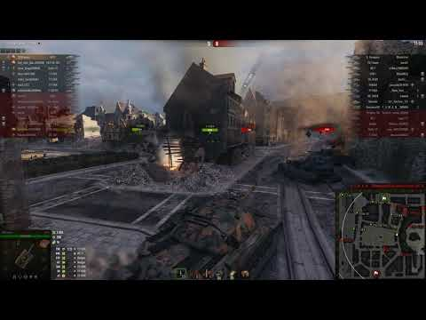 ИС-7, Химмельсдорф, Стандартный бой