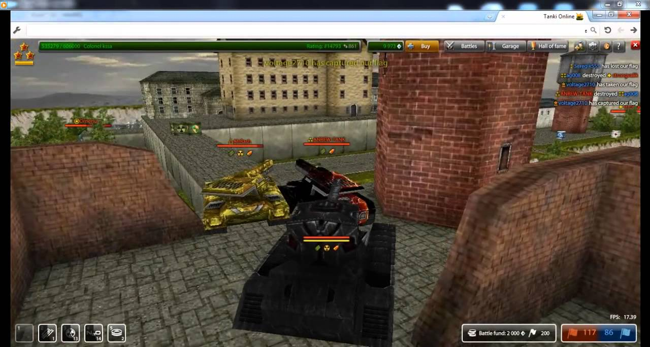 фото голдов в танках онлайн