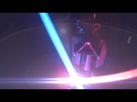 First Person Darth Vader - GoPro Lightsabers